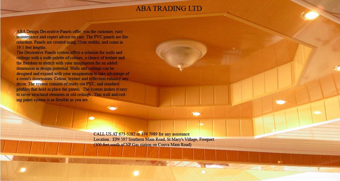 Pvc Wall Ceiling Panels Trinidad